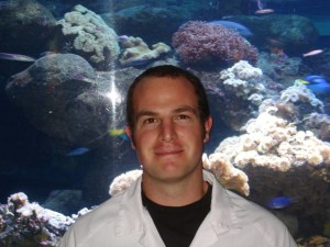 Saltwater Scientist Andrej Brummer
