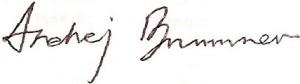 Andrej Signature